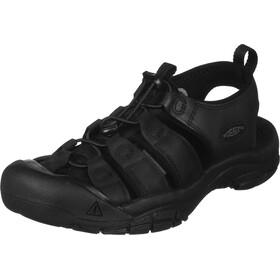 Keen Newport Sandals Men black/black
